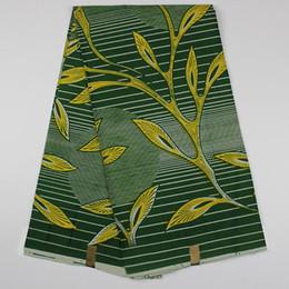 Wholesale Real Hollandais - veritable dutch real wax hollandais african batik printed fabric 100% cotton Nigeria popular dress material best quality