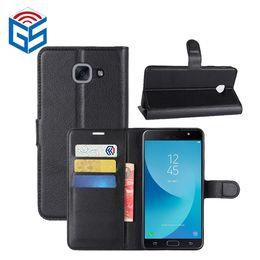 Wholesale Unique Ideas - For Samsung Galaxy J2 Pro 2018   J7 Max G615F Unique Best Friend Gift Ideas New Style Flexible Leather Flip Cover Case