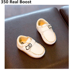 Wholesale Lucus s store shoes Kids Baby First Walkers Pirate Black TD MR OT Real Boost