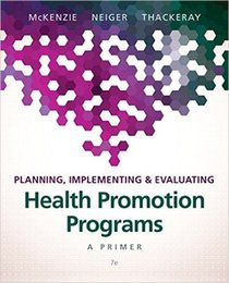 Wholesale Electronics Books - 2017 New Book: Planning, Implementing, & Evaluating Health Promotion Programs: A Primer (7th Edition) ISBN-13: 978-0134219929 ( in stock !!)