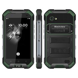 """Wholesale water proof hd cameras - Wholesale IP68 Waterproof Smartphone 4.7"""" HD IPS Android 6.0 Quad Core 4G LTE 2GB RAM 16GB ROM Blackview BV6000S"""