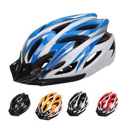 Wholesale Bike Helmets For Men - 18 holes advance protone helmet Bike Helmet Casco Ciclismo Capacete Cascos para Bicicleta For men women bicycling Helmet