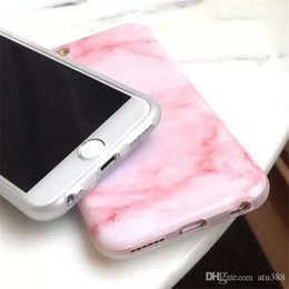 Wholesale Iphone Bumper Glossy - Phone Case for iPhone 6 & 6Plus , Marble Pattern Series, Slim Flexible Soft Silicone Bumper Shockproof Gel TPU Rubber Glossy Skin Cover Case