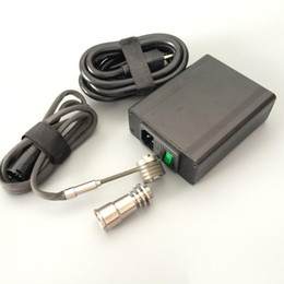 Wholesale Cheap Vape - Cheap nail Electric D nail dab controller wax PID TC box with Titanium 16 20 mm domeless with titanium nail &VAPE
