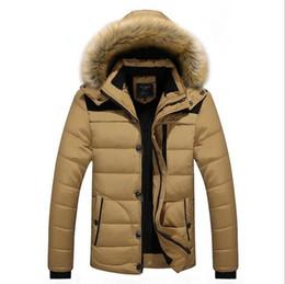 Inverno grosso quente com capuz homens jaquetas de algodão dos homens de gola de pele solta casaco de algodão meninos jovens estudantes coreanos cheap young boy jackets de Fornecedores de jaquinha