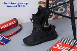 Wholesale Denim Boots Men - HOT SELL TOP 350 550 BOOTS V2 MEN WOMEN'S Leisure Casual SHOES Free shipping