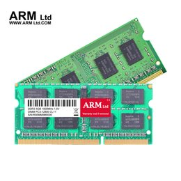 Wholesale 4gb Ddr3 Memory - ARM Ltd New DDR3 4GB 1600Mhz 1333Mhz Laptop Memory CL9-CL11 1.5V DIMM RAM 1333 4G 2GB 1600 Lifetime Warranty