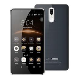 Wholesale M8 Pro - Good Quality LEAGOO M8 Pro Smartphone MT6737 Quad Core Android 6.0 Phone 4G lte Cellphone Fingerprint 5.7 Inch 2GB Rom 16GB Rom 13MP Camera