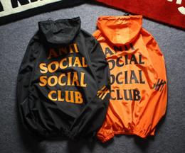 Wholesale Wide Sleeve Coat - 2017 summer men women jacket windbreaker streetwear hip hop softshell sunscreen jaqueta masculina windbreakers coat