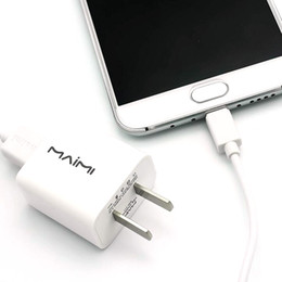 Wholesale Micro Home Charger Retail - Home Charger Adapter Micro USB Cable 2.1A Fast Charging Travel Charger for Android Type C with Retail Pacakage