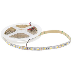 Wholesale Led Strip Amber - Non-Waterproof IP20 Gold Yellow(Amber) color 5M 300LEDs 5050 SMD LED Strip 60LEDs M Flexible Lamp DC 12V Free Shipping