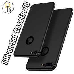 Wholesale Tpu Smartphone Case - For Iphone 6s 7 Plus case Quality TPU Silicon case Soft Dull Polish Feeling Gel Shell Protector For Smartphone