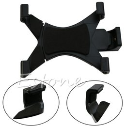 """Wholesale Tablet Tripod Stand - Wholesale- Top Quality Universal Tablet Stand Tripod Mount Holder Bracket 1 4""""Thread Adapter For 7""""~10""""Tablet iPadGAF5"""