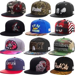 popular hat styles men 2019 - 1260 Styles Popular HipHop Snapback Hats  Baseball Caps For Men db50b49c00f