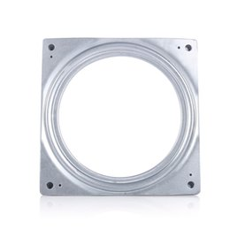 Wholesale furniture swivels - Lazy Susan Dining Table Turntable Bearing 6 inch Hotel Home Improvement Furniture Wheel Parts Industrial Rotary Table Bearing Swivel Plate