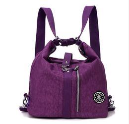 Wholesale Cheap Designer Totes - Fashion Women Messenger Double Shoulder Bags Designer cheap women bags Sac A Main Femme De Marque Nylon Female Handbag bolsas