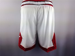 Wholesale size 21 - 2017 New USA Basketball Shorts Men Running Shorts Summer Beach Sport Shorts For Men 21 Color Plus Size S-XXL