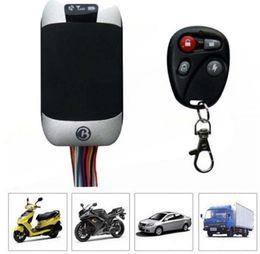 Wholesale Touch Alarms System - Coban tracking deivce gps 303g Quad band Vehicle GPS GSM GPRS Tracker car Burglar Alarm system free Web Platform Service