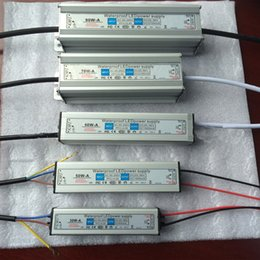 Wholesale Constant Current Power Driver - IP67 Waterproof Floodlight LED Driver Constant Current aluminum body Power Supply for high power COB LED replacement Highbay Lights