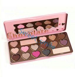 cioccolatini migliori Sconti Trucco best-seller BON BONS Chocolate Bar Eyeshadow Palette 16 colori Eyeshadow Love Heart da pricetag