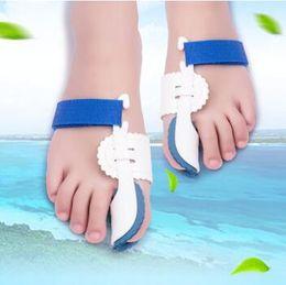 Wholesale Bunion Pain Relief - Foot Thumb Corrector Of The Big Toe Bunion Corrector Splint Toe Straightener Foot Pain Relief Hallux Valgus Pro Pedicure CCA7447 100pair