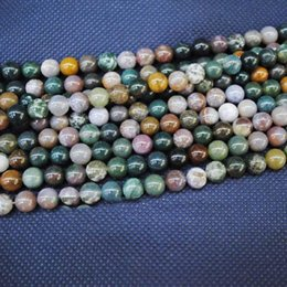 Wholesale Beads Agate - 188pcs Lot,India Agate Beads,Loose Semi Precious Stone Beads & Beads Accessories,Fit for Bracelet Making,DIY Jewelry,Size: 8mm