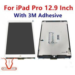"""Wholesale Ipad Lcd Touch Screen - For IPad Pro 12.9 Inch LCD Display Screen with Touch Panel Digitizer Assembly Replacement Screen For iPad Pro 12.9"""" 3M Adhesive"""