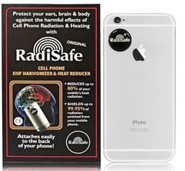 2019 радиационный наклейка телефона 2017hot производитель продукта реальная работа Radisafe анти излучения стикер энергии sticke щит излучения 99% сертифицированный Morlab 50 шт. / лот