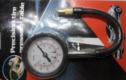 Wholesale Auto Motor Tester - Meter Tire Pressure Gauge 0-100 PSI Auto Car Bike Motor Tyre Air Pressure Gauge Meter Vehicle Tester monitoring system LLFA