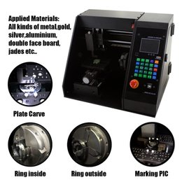 Wholesale Automatic Steps - Automatic AM ART jewelry Chain Bangle Bracelet engraving machine one step without computer