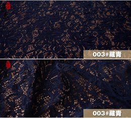 Wholesale Soluble Fabric - 2016 Water Soluble Lace Venice 2016 High Quality Fabric Wedding Evening Dresses Gowns Skirt Table Cloth Many Color to Choose