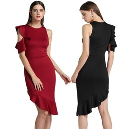 Wholesale Cheap Boutique Clothing - 2017 cheap boutique soft party dresses ,Slim Short Sexy Clothes Woman Fashion Spring And Summer Casual Dress