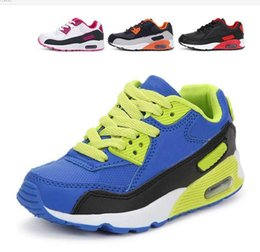Wholesale Comfortable Sports Shoes - 2017 Hot Sale children shoes girls and boys sports shoes fashion kids sneakers breathable running shoe comfortable outdoor run sport shoes