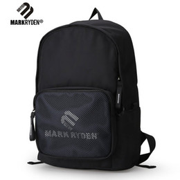 Wholesale Hollow Books - 2017 Mark Ryden Men Women Backpack School Students Book Bag Laptop Backpack for 14 15 inches