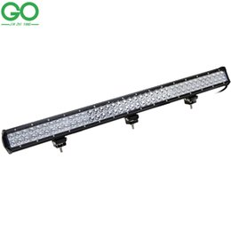 "Wholesale Marine Flood Lights - 234W 42""inch Cree LED Work Light Bar Offroad Boat Car Tractor Truck 4x4 4WD SUV ATV 12V 24V Spot Marine Lights"