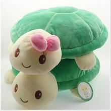 Wholesale Tortoise Hand Puppet - Littleccut Lint Toys Tortoise A Doll Birthday Lover Section Girl Student Gift