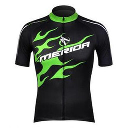 Wholesale Merida Team - 2015 MERIDA Team Cycling Jersey Cycling Wear Cycling Clothing+short bib suit-MERIDA-1A cycling shorts for men