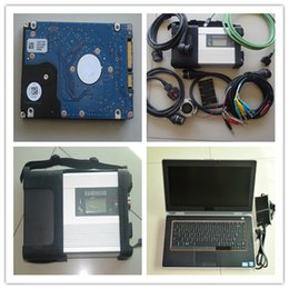 Wholesale Ram Reader - 2017 Wifi MB Star C5 Diagnostic Tool + win7 hdd mb sd c4 software V2017.09 + E6420 laptop (I5cpu,4gb ram)