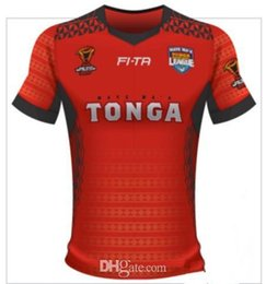 Wholesale Flashing Sizes - TONGA RUGBY LEAGUE WORLD CUP 2017 HOME JERSEY size S-3XL 2017 2018 NEW Zealand Warriorsvs 2017-18 Australia Special Version yellow Rugby