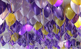 Wholesale Hot selling festivals wedding supplies balloons tie ribbons balloons accessories decorative belt layout