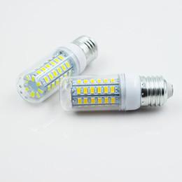 Wholesale led g9 bulb - SMD5730 E27 GU10 E12 E14 G9 LED corn bulbs light 220V 110V 360 angle LED Corn bulb lights lamp