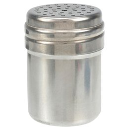 Wholesale Pepper Pots - Wholesale- Hot Sale 1pcs Stainless Steel Home Kitchen Bar Spice Jar MSG Household Pepper Pot for Cooking Cook Kitchener