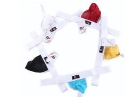 Wholesale Men Strapless - 3pcs Men's Jacobs Strapless G-String T-bacj underwear