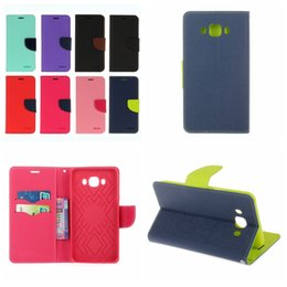 Wholesale C7 Red Green - Fancy Diary Wallet Leather For Galaxy Note 8 S8 S8+ C5 Pro,C7 Pro,J5 Prime on5 2016,J7 Prime on7 2016,3 J310,J510,J710,A810,Flip Cover Pouch