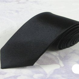 Wholesale Plain Skinny Ties - New 8cm Casual Narrow Arrow Ties For Men Fashion Skinny Necktie Neck Ties Candy Color Slim Men s Ties Hot sale