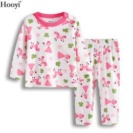 Wholesale Princess Pyjamas - Princess Frog Baby Girl Sleepwear Suits Infant Pajamas Pink 100% Cotton Newborn Sleep Sets Children Clothes At Home 3-24Month Pyjamas