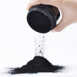 Wholesale Wholesale Food Powders - Food grade teeth whitening activated carbon coconut charcoal powder activated carbon powder Yellow Stain Bamboo dentifrice Oral Care