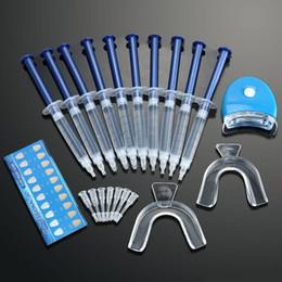 Wholesale New Dental Equipment - 2017 New Teeth Whitening Dental Bleaching System Tooth Whitener Whitening Gel Dental Trays Care Whitening Home Kit Dental Equipment