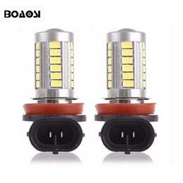 Wholesale Xenon H11 Bulb - Super Bright Xenon White H11 H8 9006 HB4 10W 12V car fog lamp bulb led driving lighting