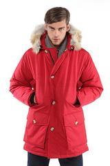 Wholesale Men Arctic Parka - Men Women Parkas LONG WINTER Arctic Anorak501 Down & Parkas WITH HOOD Snowdome jacket Brand Real Raccoon Collar White Duck Outerwear & Coats